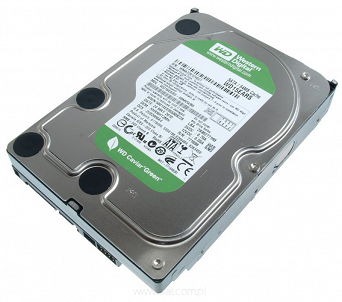 Dysk twardy do monitoringu HDD Western Digital 2,0TB