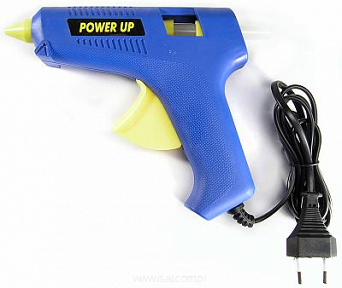Pistolet do kleju PowerUp 80W