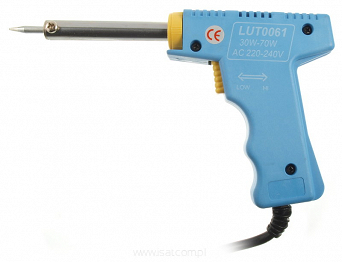 Lutownica pistolet HS 50R 30-70W/220-240V