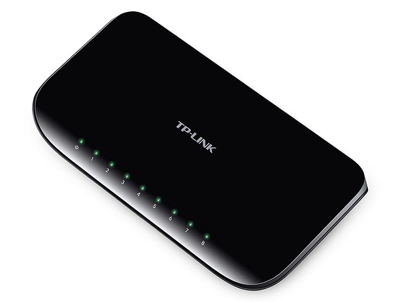 TP-Link Switch TL-SG1008D/8x